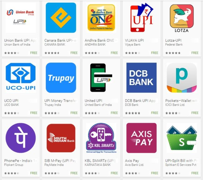 sbi upi app download