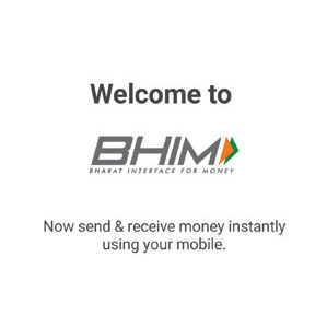 BHIM App for iOS and Android