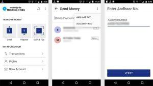 Bhim Aadhaar Payment