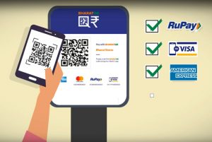 Bharat QR code payment