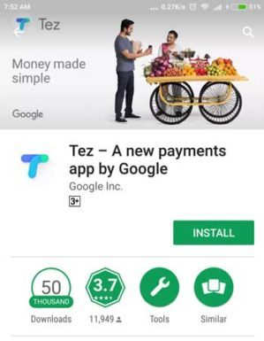 google pay download app