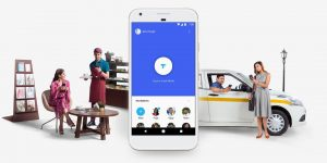 Google Tez upi payment app for android and iOS