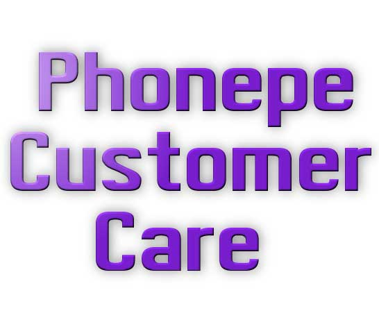 Phonepe customer care
