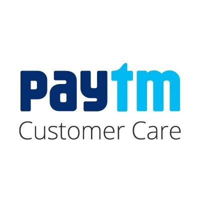 Paytm customer support