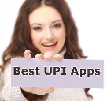 Best UPI App In India For Digital Payment Hindi Me Jankari ...