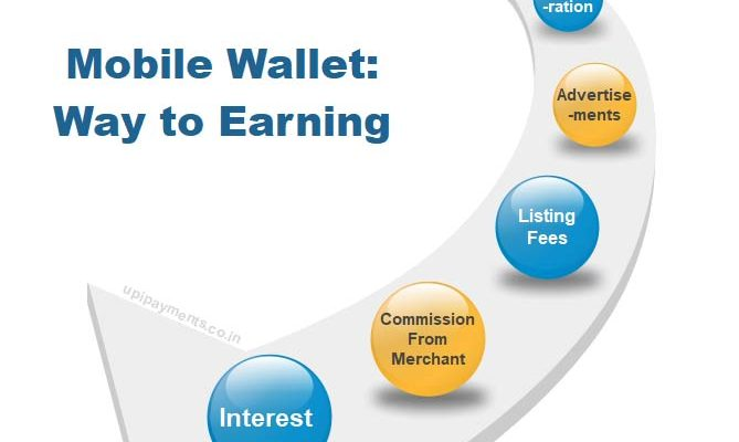 mobile wallet earning