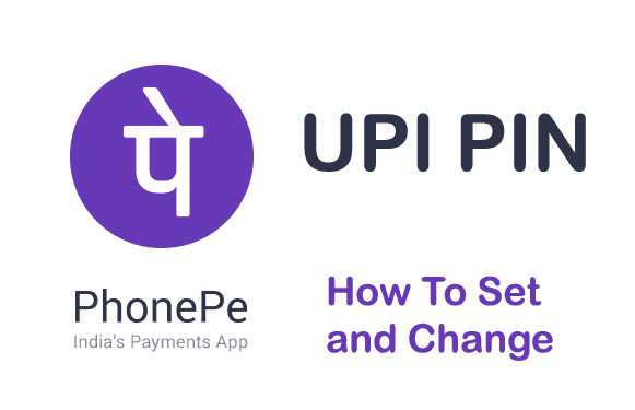 Phonepe UPI PIN