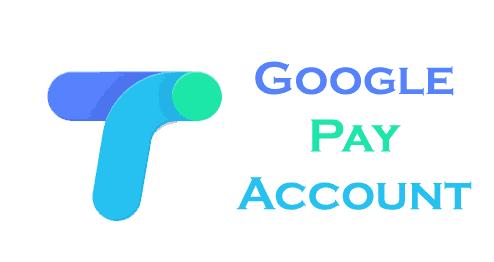 Google Pay Account