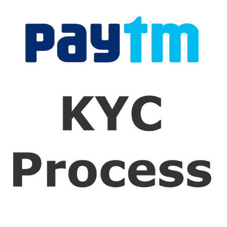 Paytm KYC Process in Hindi