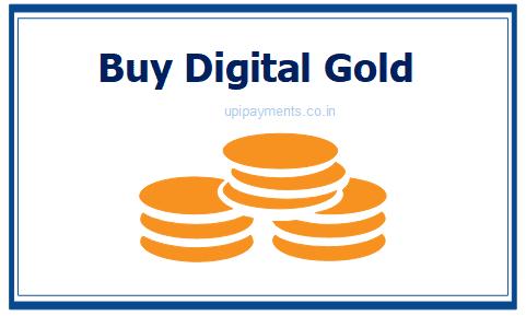 Buy Digital gold
