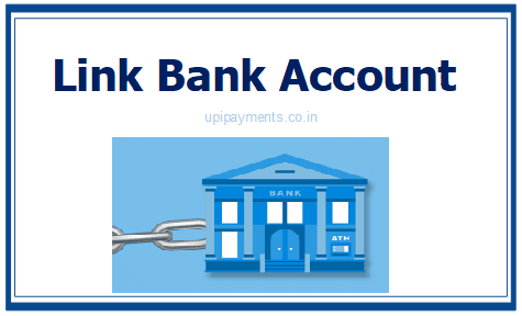 link to bank account