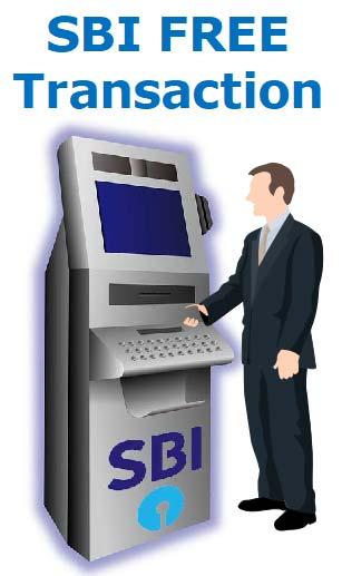 SBI Free Transaction