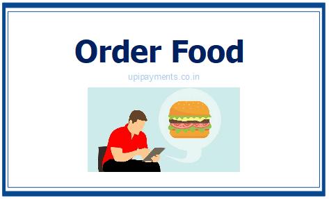 Food Order