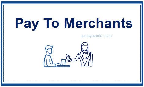 pay to merchant
