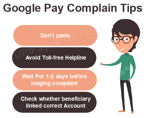 Tips For Google Pay problems