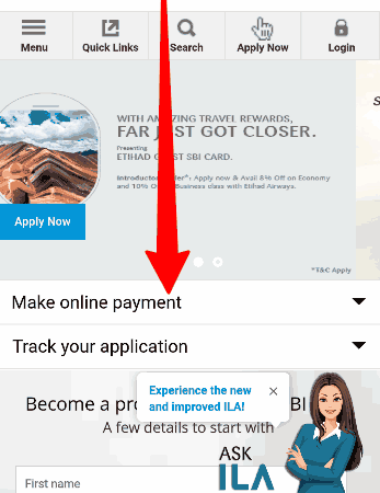 How To Pay SBI Credit Card Bill Online Without Login