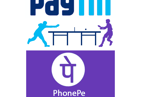 Paytm VS Phonepe